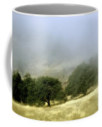 Mist In The Californian Valley Coffee Mug