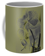 New Photographic Art Print For Sale Orchids 11 Coffee Mug