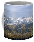 New Photographic Art Print For Sale Palm Springs Wind Farm Landscape Coffee Mug