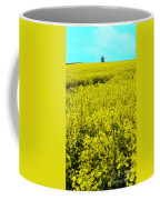 New Photographic Art Print For Sale Yellow English Fields 4 Coffee Mug