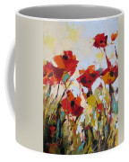 New Poppies Coffee Mug