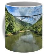 New River Gorge Bridge Coffee Mug