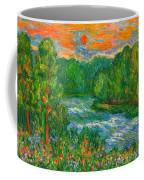 New River Rush Coffee Mug