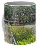 New River Scene 14 B Coffee Mug