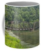 New River Scene 15 B Coffee Mug