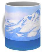 New Snow Lake Tahoe Coffee Mug