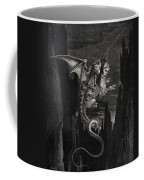 New Terror I Conceived From Dantes Inferno Coffee Mug