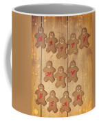 New Year Gingerbread Coffee Mug