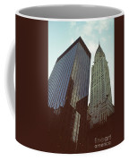 New York Architecture Old And New Coffee Mug