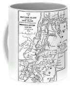 New York: Armies, 1776 Coffee Mug