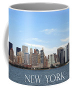New York As I Saw It In 2008 Coffee Mug