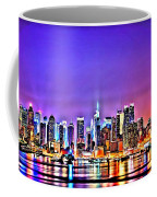 New York At Night Coffee Mug