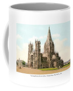 New York City - The Cathedral Church Of St John The Divine - 1915 Coffee Mug