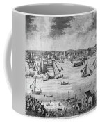 New York City, 1717 Coffee Mug