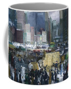 New York City 1900s Coffee Mug