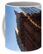 New York City - An Angled View Of The Potter Building At Sunrise Coffee Mug