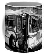 New York City Bus Coffee Mug