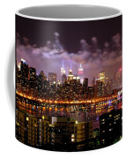 New York City Celebrates Coffee Mug