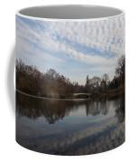 New York City Central Park Bow Bridge Quiet Reflections Coffee Mug