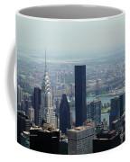 New York City Chrysler Building Coffee Mug