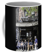 New York City Faces - Another Look Coffee Mug