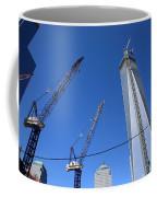 New York City Freedom Tower Coffee Mug