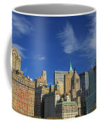 New York City From Central Park Coffee Mug by Dan Sproul