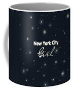 New York City Girl Coffee Mug