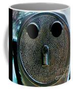 New York City Iron Man Coffee Mug