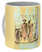 New York City Jews - Fine Art Coffee Mug