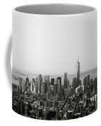 New York City Coffee Mug by Linda Woods