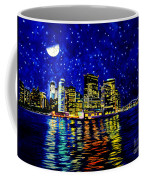 New York City Lower Manhattan Coffee Mug