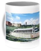 New York City New York - The Polo Grounds - 1900 Coffee Mug