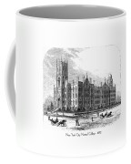 New York City Normal College - 1870 Coffee Mug