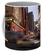 New York City Rush Coffee Mug