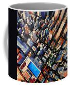 New York City Sky View Coffee Mug