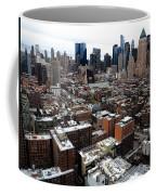 New York City Skyline 20 Coffee Mug