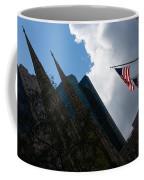 New York City Stars And Stripes Coffee Mug