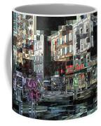 New York City Streets - Ritz Diner Coffee Mug