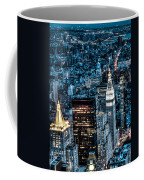 New York City Triptych Part 1 Coffee Mug