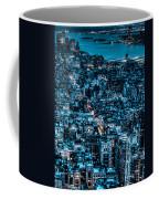 New York City Triptych Part 3 Coffee Mug