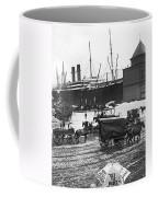 New York City Waterfront Coffee Mug