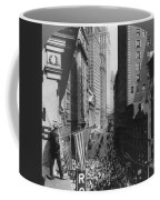 New York Curb Market, 1918 Coffee Mug