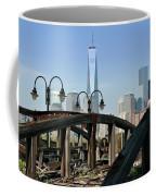 New York From New Jersey - Image 1633-01 Coffee Mug