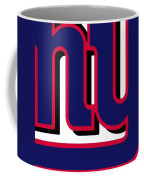 New York Giants Football 2 Coffee Mug