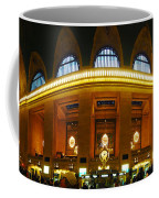 New York - Grand Central Station Coffee Mug