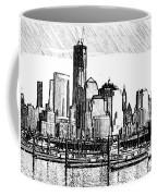 New York Harbor Coffee Mug