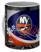 New York Islanders Christmas Coffee Mug