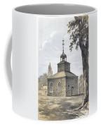 New York: Jamaica Church Coffee Mug