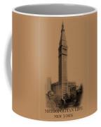 New York Landmarks 2 Coffee Mug